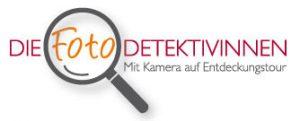 Logo Die Fotodetektivinnen